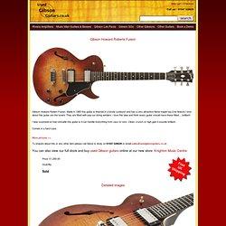 Gibson Howard Roberts Fusion