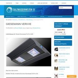 Giesemann VerVve - Salzwasserwelten.de