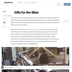 Gifts for the Biker – StackStreet