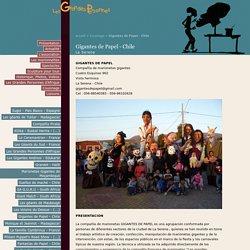 Gigantes de Papel - Chile - Les grandes personnes