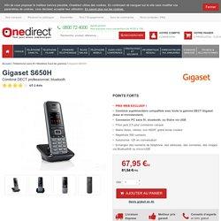 Gigaset S650H - Téléphone DECT - Gigaset - Achat