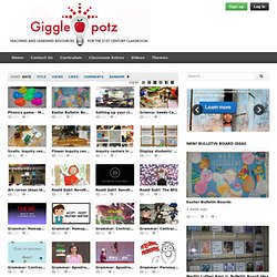 Gigglepotz - Teaching and Learning for Life