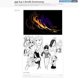 gigi d.g.'s doodle hootenanny