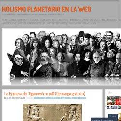 La Epopeya de Gilgamesh en pdf