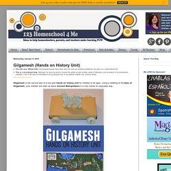 Gilgamesh (Hands on History Unit)
