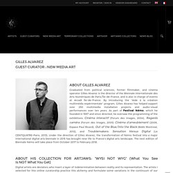 Gilles Alvarez - ArtJaws