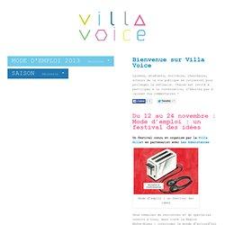 La Villa Gillet // Rue89Lyon