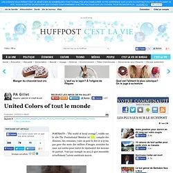 PA Gillet: United Colors of tout le monde