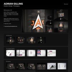 ADRIAN GILLING