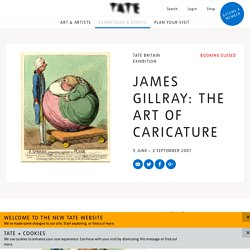 James Gillray: The Art of Caricature