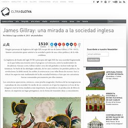 James Gillray: una mirada a la sociedad inglesa