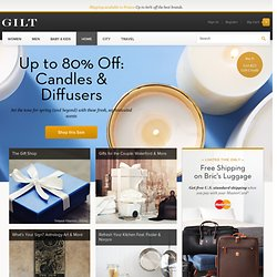 Gilt Taste - Gourmet Food, Artisan Specialties & Fine Eating Magazine