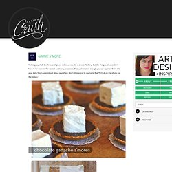 Design Crush & Gimme S'more. - StumbleUpon
