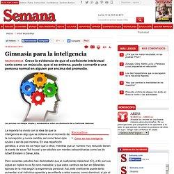 Gimnasia para la inteligencia, Articulo Impreso