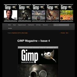 GIMP Magazine – Issue 4