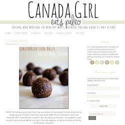 Gingerbread Lara Balls