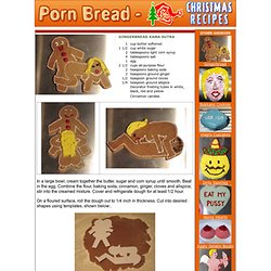 Gingerbread Kama Sutra - StumbleUpon