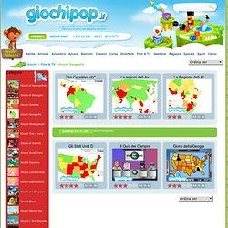 Giochi Geografia - Giochi Pop