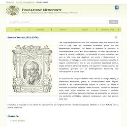 Giorgio Vasari (1511-1574)-Fondazione Memofonte