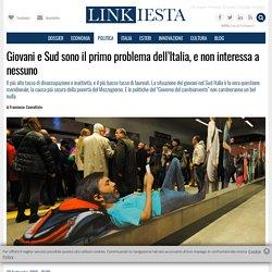 Giovani e Sud sono il primo problema dell'Italia, e non interessa a nessuno