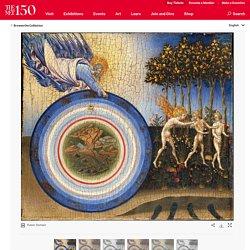 """Giovanni di Paolo, """"La Création du monde et Adam et Eve chassés du Paradis"""""""