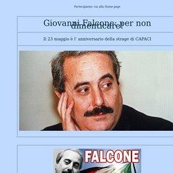 Giovanni Falcone e la strage di capaci
