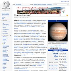 Giove (astronomia)