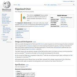 Gippsland GA10