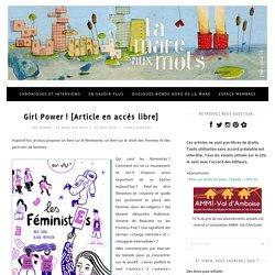 Girl Power! [Article en accès libre]