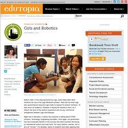 Girls and Robotics