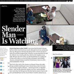 Why Did Two Girls Want to Kill for Slender Man?