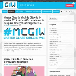 Girlz In Web » Magazine