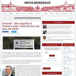 Gironde : des migrants à Hostens avec l'aval de tous les élus de droite