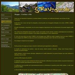 Mappe - Cartine e file - GiRoVagando - passeggiate in montagna