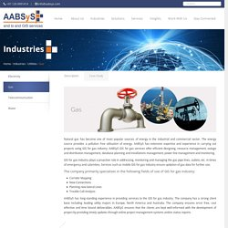 Gas GIS at AABSyS