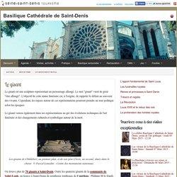 Le gisant à Saint-Denis de Saint Louis aux tombeaux de Capétiens