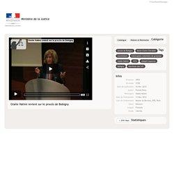 Gisèle Halimi revient sur le procès de Bobigny