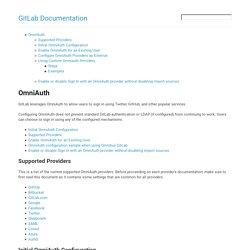 GitLab Documentation