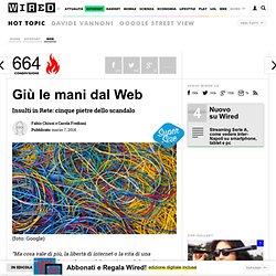 Giù le mani dal Web