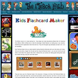 Giveaway: Kids Flashcard Maker