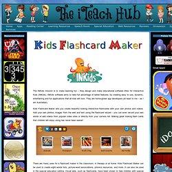 Giveaway: Kids Flashcard Maker