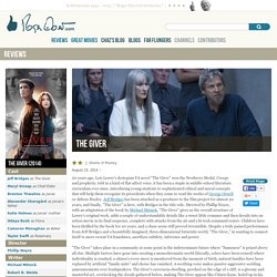The Giver Movie Review & Film Summary (2014)