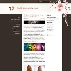 Gizelle M.Claire Loots Blogging ToDaMax
