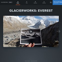 GlacierWorks: Everest