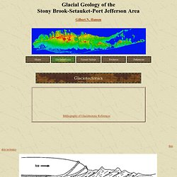 Glaciotectonics