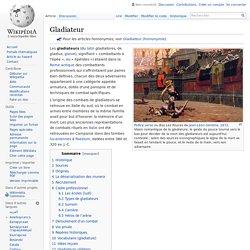 Gladiateur