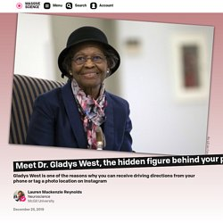 Meet Dr. Gladys West, the hidden figure behind your phone's GPS