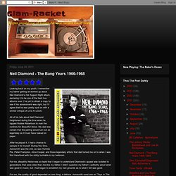 Neil Diamond - The Bang Years 1966-1968