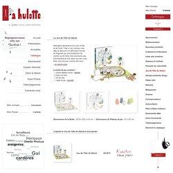 Jeu de l'Oie du Gland - Le Petit Catalogue - La Hulotte