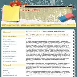 Les Glaneuses description (autre site)